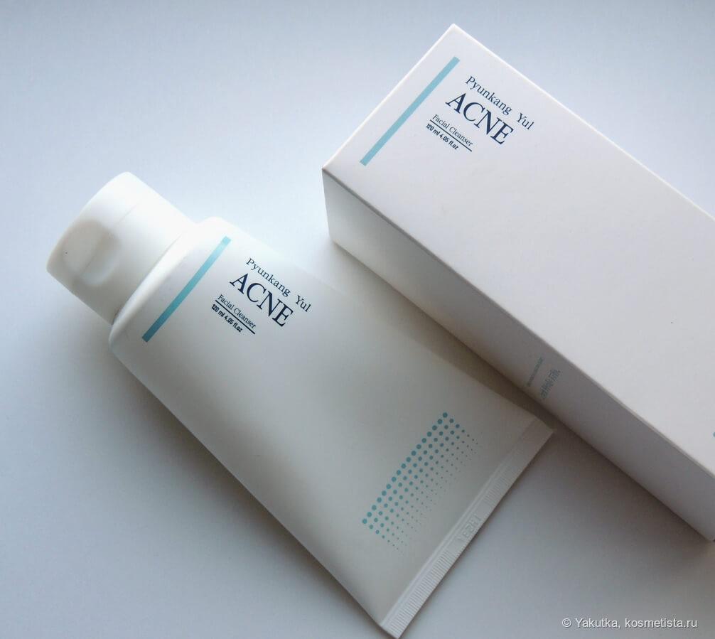 Acne Facial Cleanser [Pyunkang Yul]
