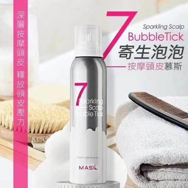 7 Sparkling Scalp Bubble Tick [Masil]