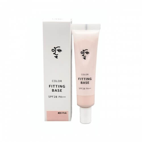 Color Fitting Base SPF28 PA++ Pink [Ottie]