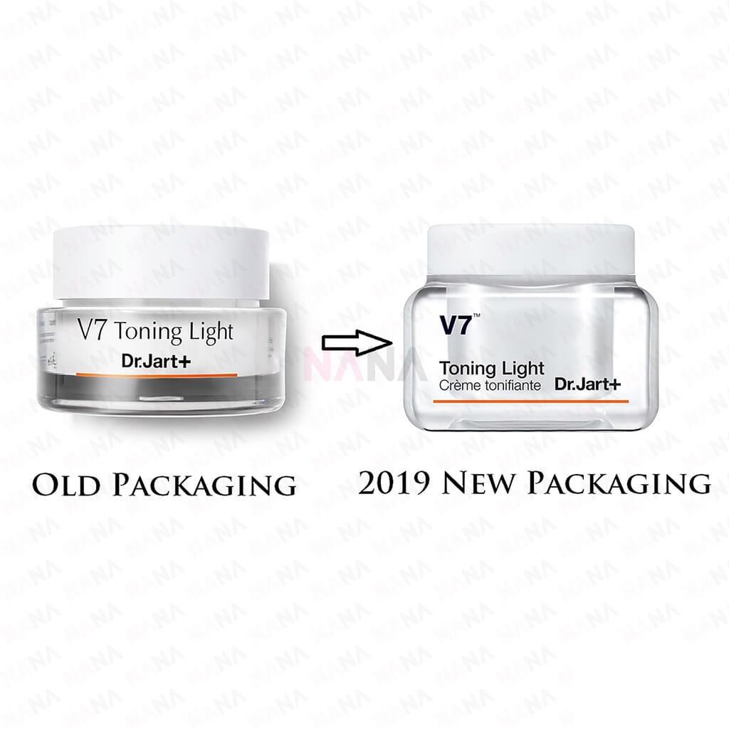 V7 Toning Light Cream [Dr. Jart+]