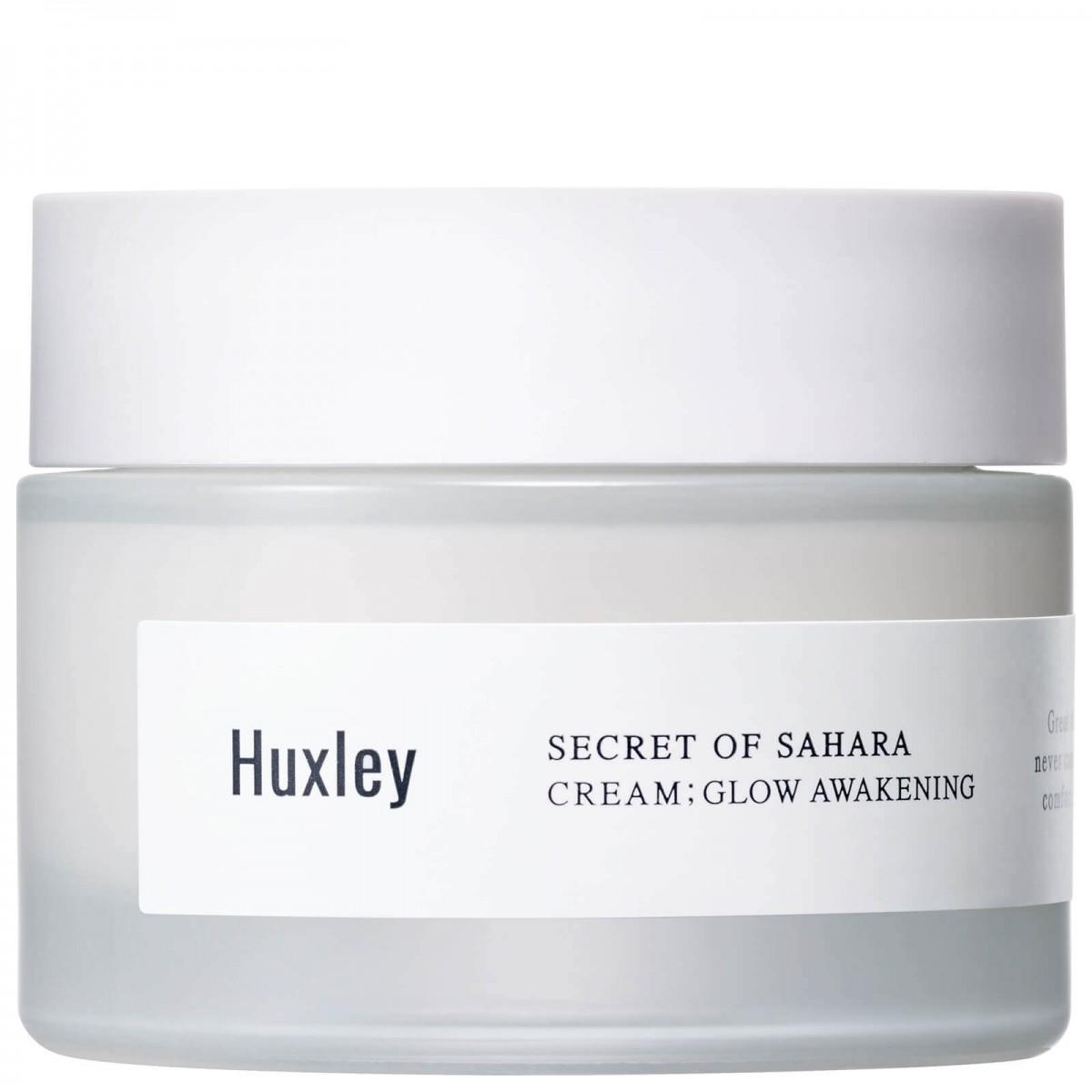 Secret of Sahara Glow Awakening Cream [Huxley]