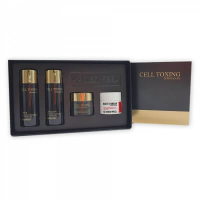 Cell Toxing Dermajours Trial Kit [MEDI-PEEL]