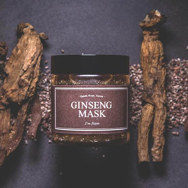 Ginseng Mask [I'm From]