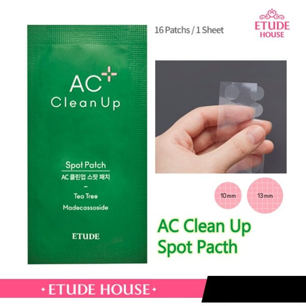 AC Clean Up Spot Patch [Etude House]