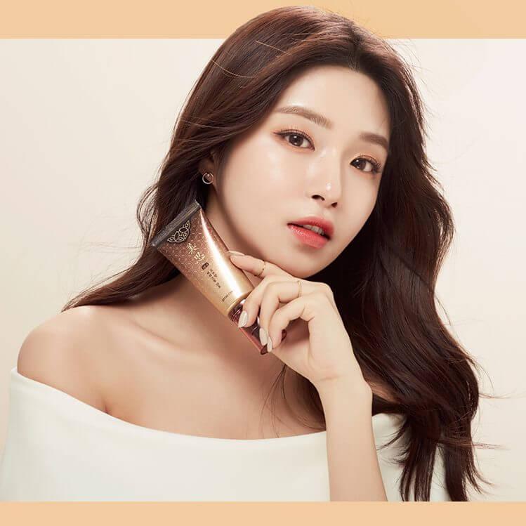 Misa Cho Bo Yang BB Cream No22 [Missha]