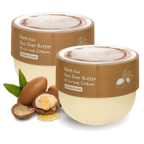 Real Shea Butter All-In-One Cream [FarmStay]