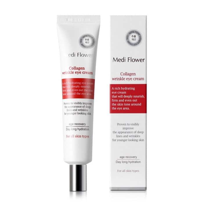Collagen Refining Wrinkle Eye Cream [Medi Flower]