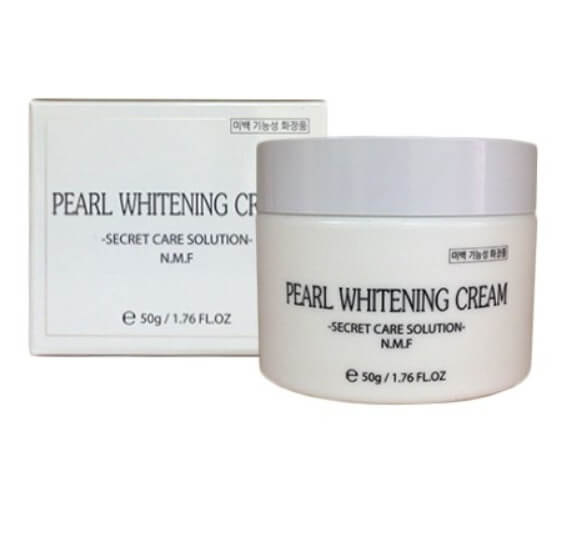 PROFESSIONAL Pearl Whitening Cream [ANJO]