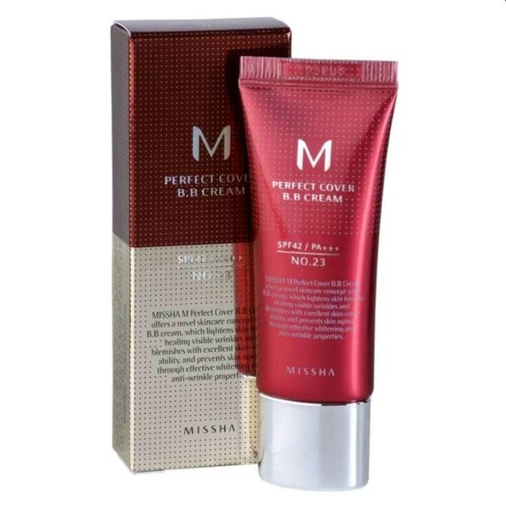 M Perfect Cover BB Cream 20 ml No21 [Missha]