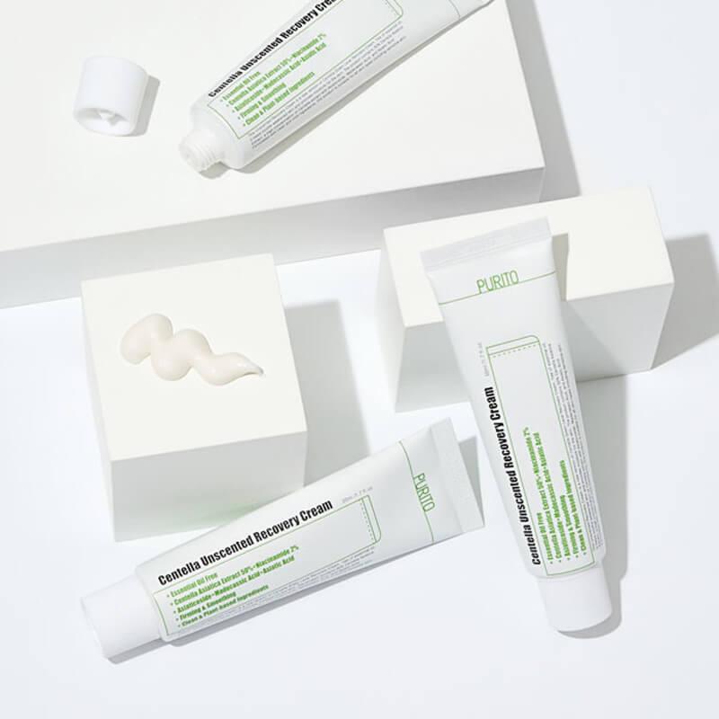 Centella Unscented Recovery Cream [Purito]