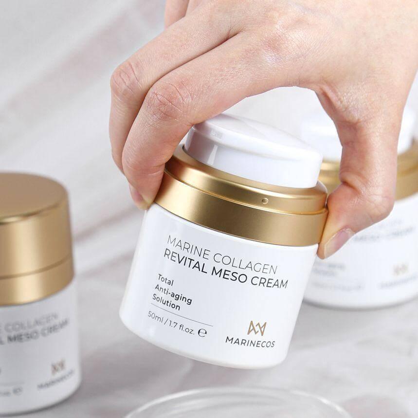 Marine Collagen Revital Meso Cream [MERINECOS]