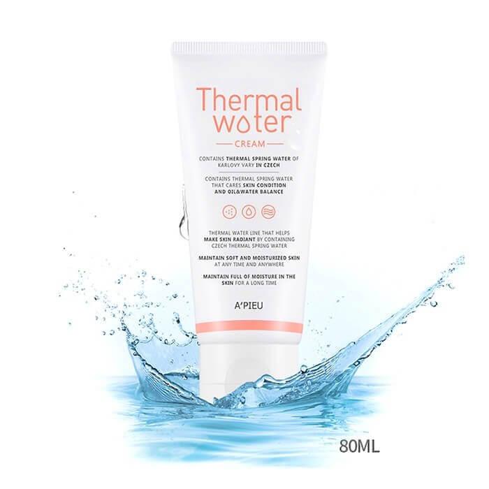 Thermal Water Cream [A'PIEU]