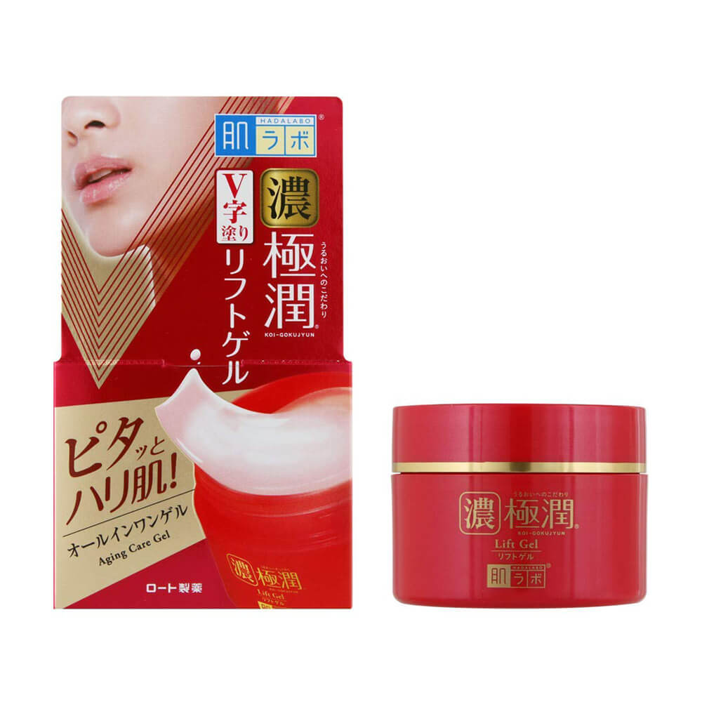 V-Lift and Firming Gel [Hada Labo]
