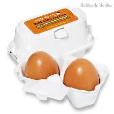 Red Clay Egg Soap [Holika Holika]