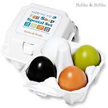Egg Soap Special Set [Holika Holika]