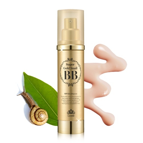 Super Gold Snail BB, SPF50 PA+++ [Lioele]