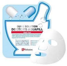 Gung Solution Doctor's Aquafill Mask Pack [Secret Key]