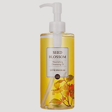 Seed Blossom Nourishing Cleansing Oil [Holika Holika]
