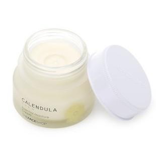 Calendula Essential Moisture Cream [The Face Shop]