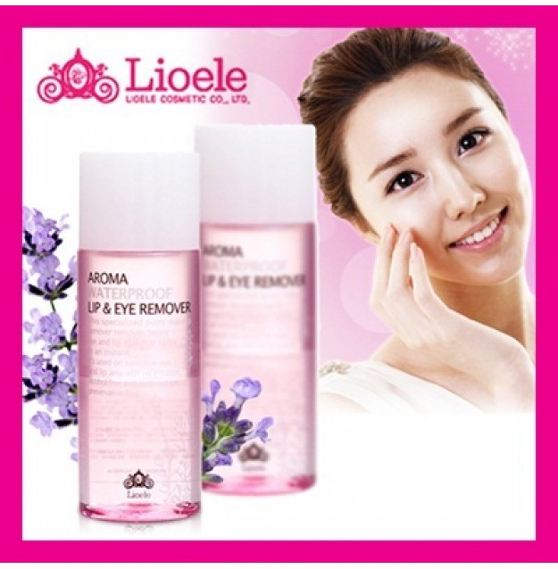 Aroma Waterproof Lip & Eye Remover [Lioele]