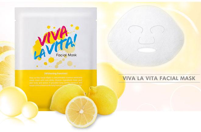 Viva La Vita Facial Mask [Lioele]