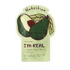 I'm Real Avocado Mask Sheet [TonyMoly]