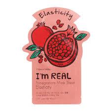 I'm Real Pomegranate Mask Sheet [TonyMoly]