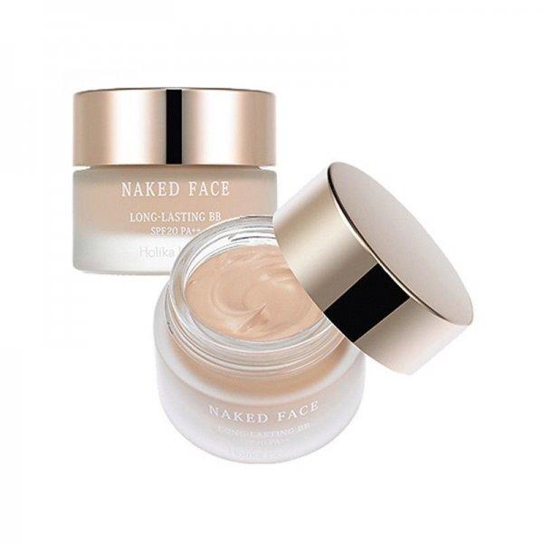 Naked Face Long-Lasting BB Cream [Holika Holika]