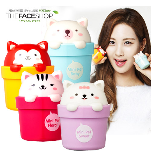 Mini Pet Hand Cream [The Face Shop]