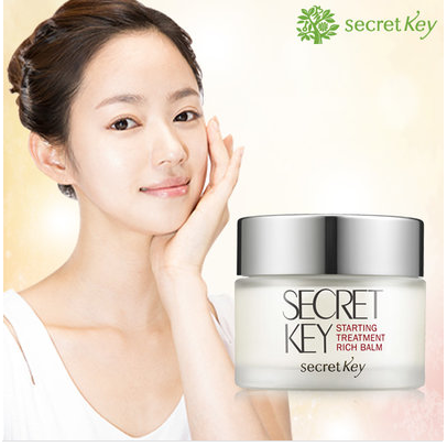 Starting Treatment Cream [Secret Key]