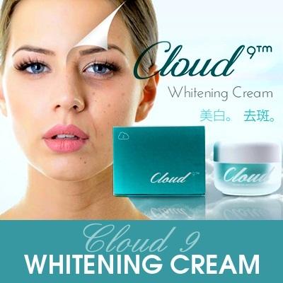 Claire's Cloud 9 Whitening Cream [Claire's Korea]