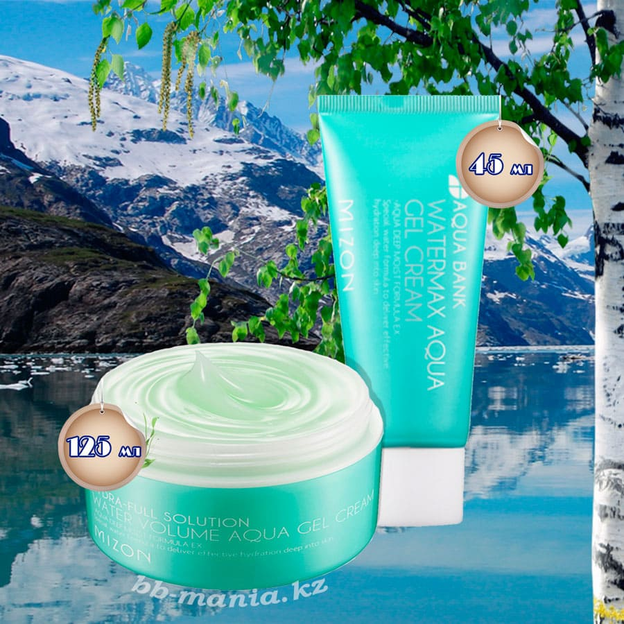 Water Volume Aqua Gel Cream [Mizon]