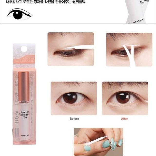 Double Eyelid Glue [Missha]
