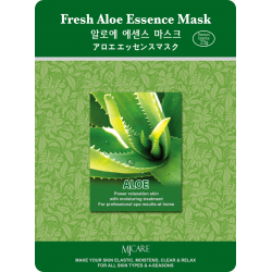 Fresh Aloe Essence Mask [Mijin]