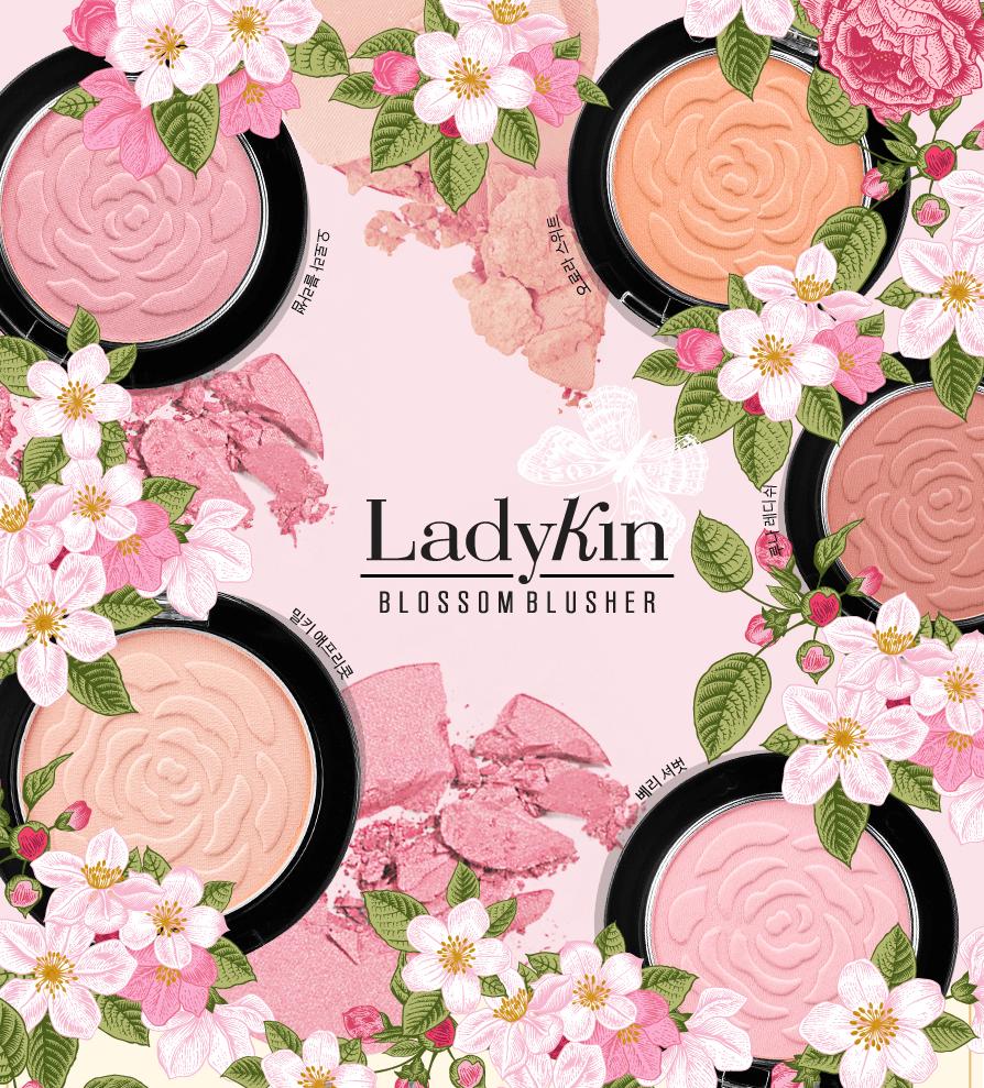 Blossom Blusher Flower Color [LadyKin]