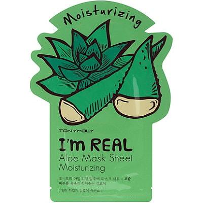 I'm Real Aloe Mask Sheat [TonyMoly]
