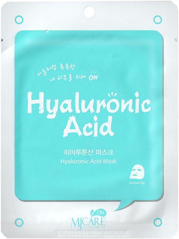 MJ Care Hyaluronic Acid Mask [Mijin]