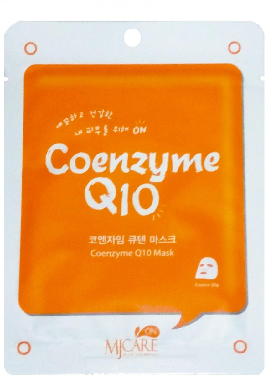 Mj Care Coenzyme Q10 Mask [Mijin]