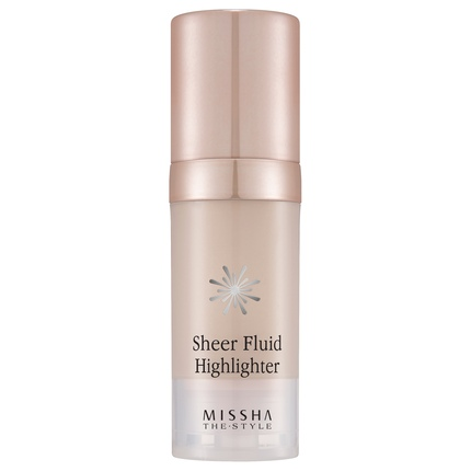 The Style Sheer Fluid Highlighter  [Missha]