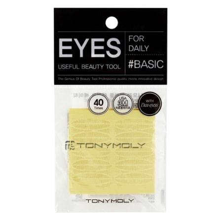 Double Eyelid Tape Basic [TonyMoly]