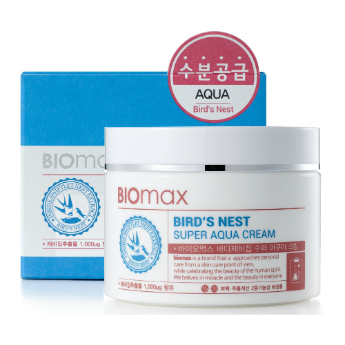 Biomax Bird's Nest Super Aqua Cream [Welcos]
