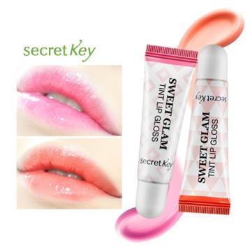 Sweet Glam Tint Lip Gloss [Secret Key]