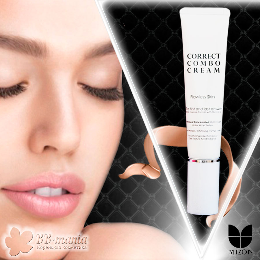 Correct Combo Flawless Skin CC Cream Tube [Mizon]