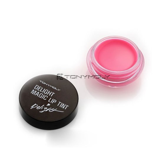 Delight Magic Lip Tint 04 Pink Berry [TonyMoly]