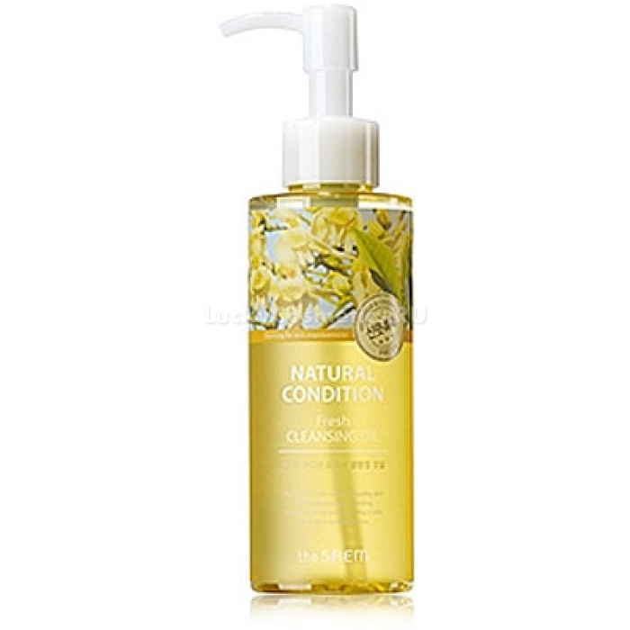 Natural Condition Fresh Cleansing Oil [The Saem]