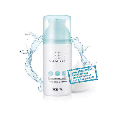 O2 Bubble BB Cleanser [Skin79]