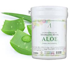 Modeling Mask Aloe Sensitive Skin & Soothing [Anskin]