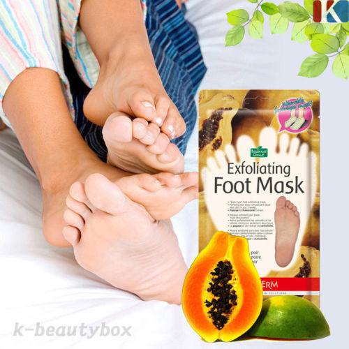 Exfoliating Foot Mask [Purederm]