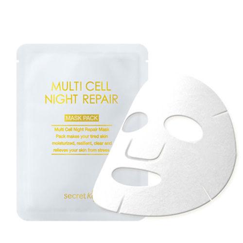 Multi Cell Night Repair Mask Pack [Secret Key]