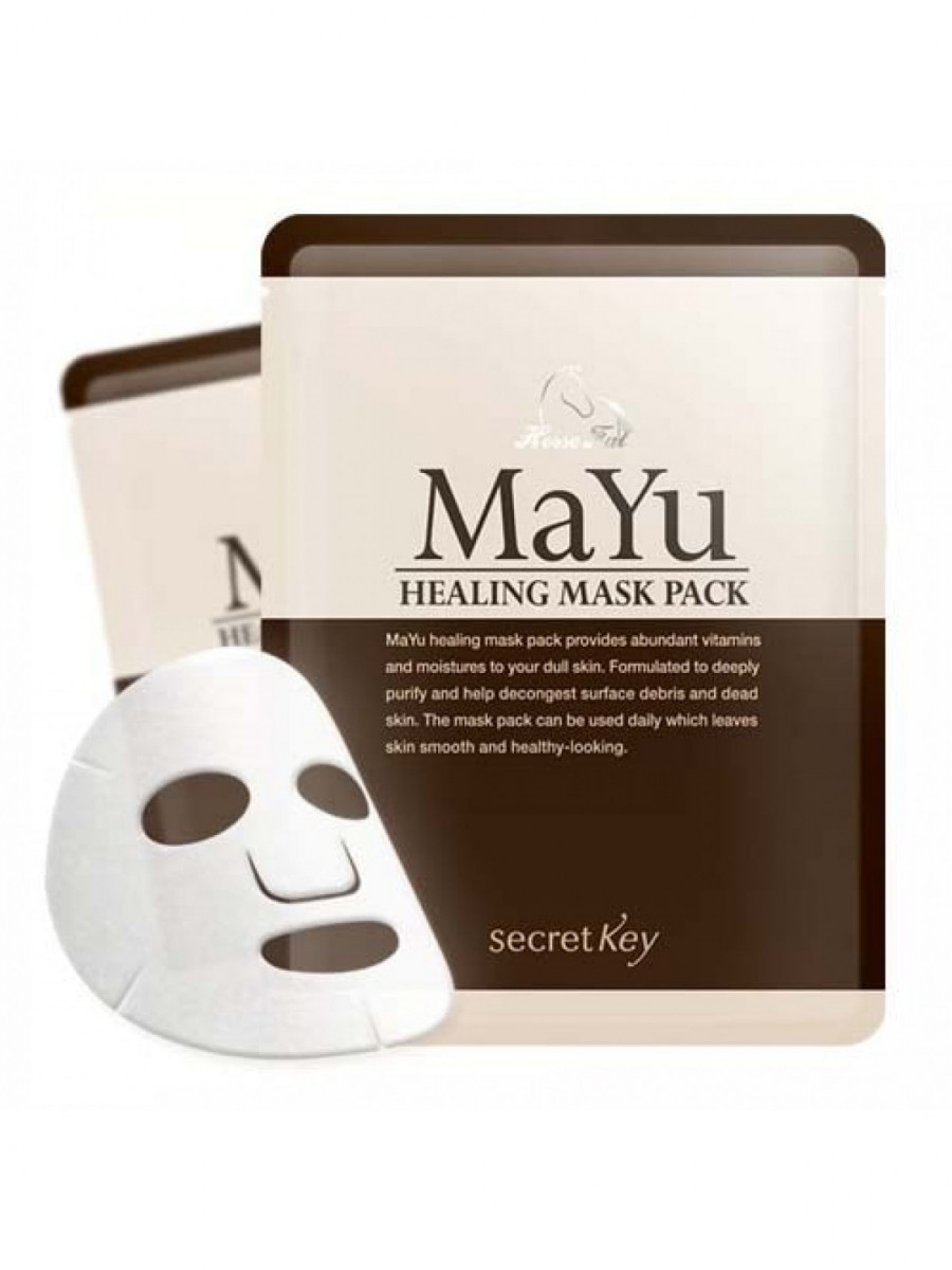 MAYU Healing Mask Pack [Secret Key]